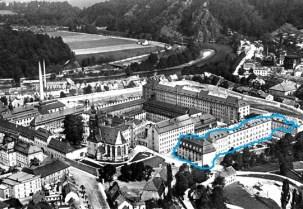 Die erste Forensikabteilung in Deutschland wurde im Zuchthaus Waldheim gegründet.