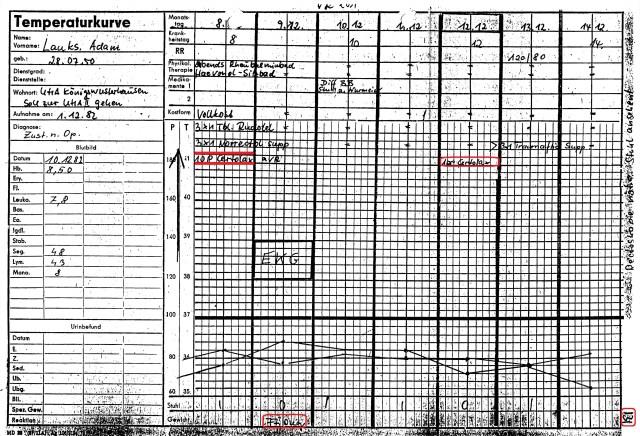 Zersetzung von Adam Lauks 1982.12.01.6