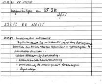 Zersetzung von Adam Lauks 1983.03.29.