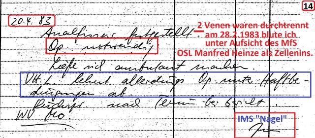 Zersetzung von Adam Lauks 1983.04.20.2