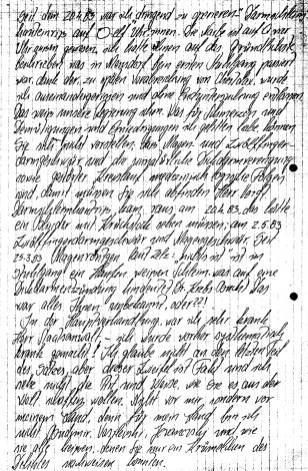 Zersetzung von Adam Lauks 1983.05.16.2