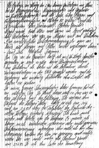 Zersetzung von Adam Lauks 1983.05.16.4
