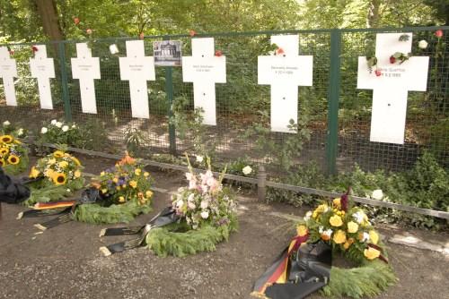 Vor 50 Jahren hatte man im Osten Deutschland die Freiheit begraben, eingemauert