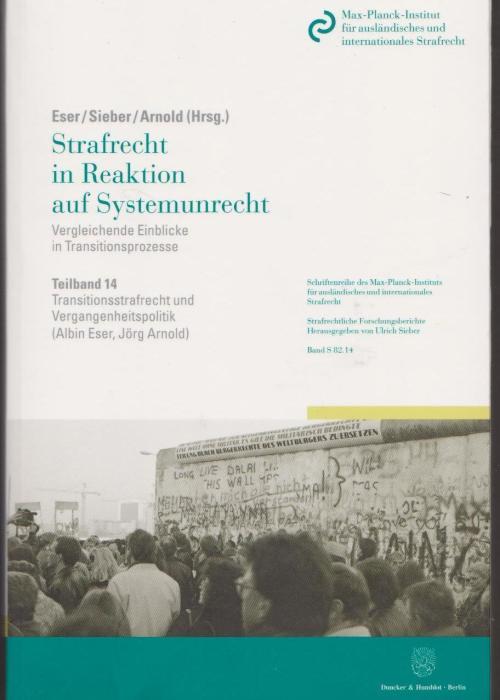 Laut Plan B des MfS wurde Prof. Dr. Jörg Arnold in das Brain des Deutschen Strafrechts eingepflanzt.