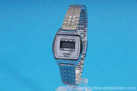 Protokollführerin hatte eine schwarzgekaufte Uhr um als meine Strafe ausgesprochen wurde.
