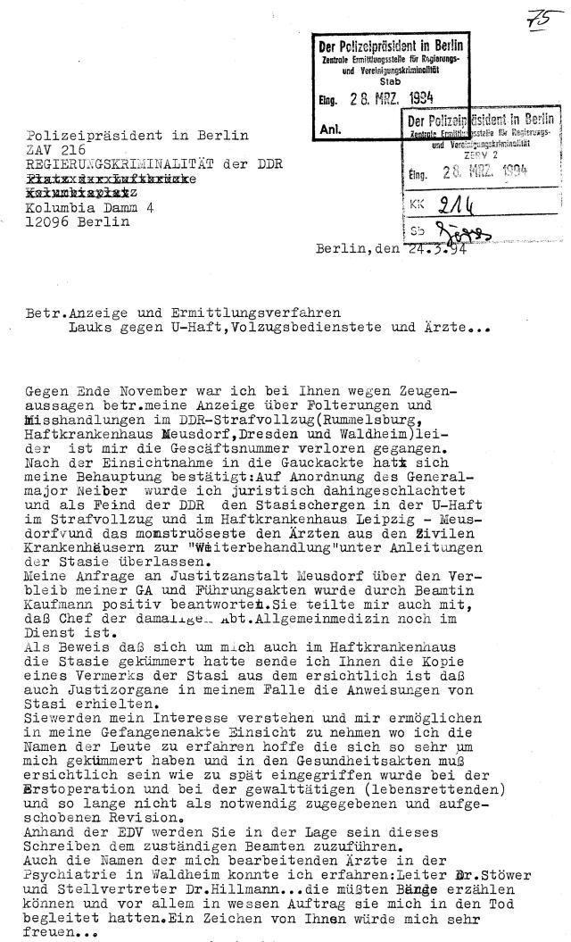 30 Js 1792 93 Ermittlungsverfahren der Staatsanwaltschaft II Bln 025