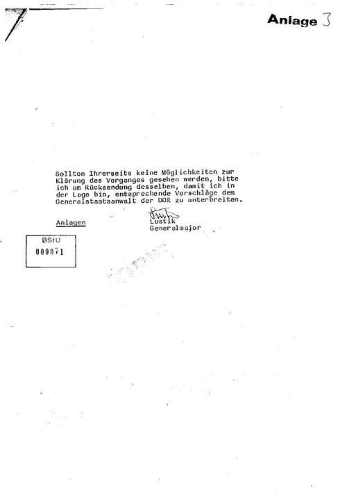 Strafanzeige gegen die Gauckbehörde 011