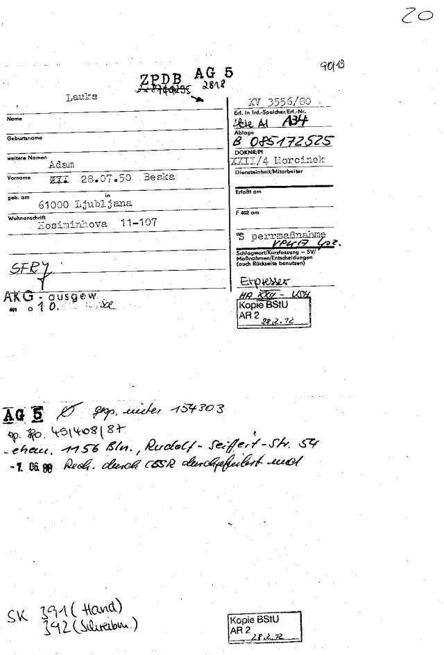 AG 5 grspeichert unter 154303