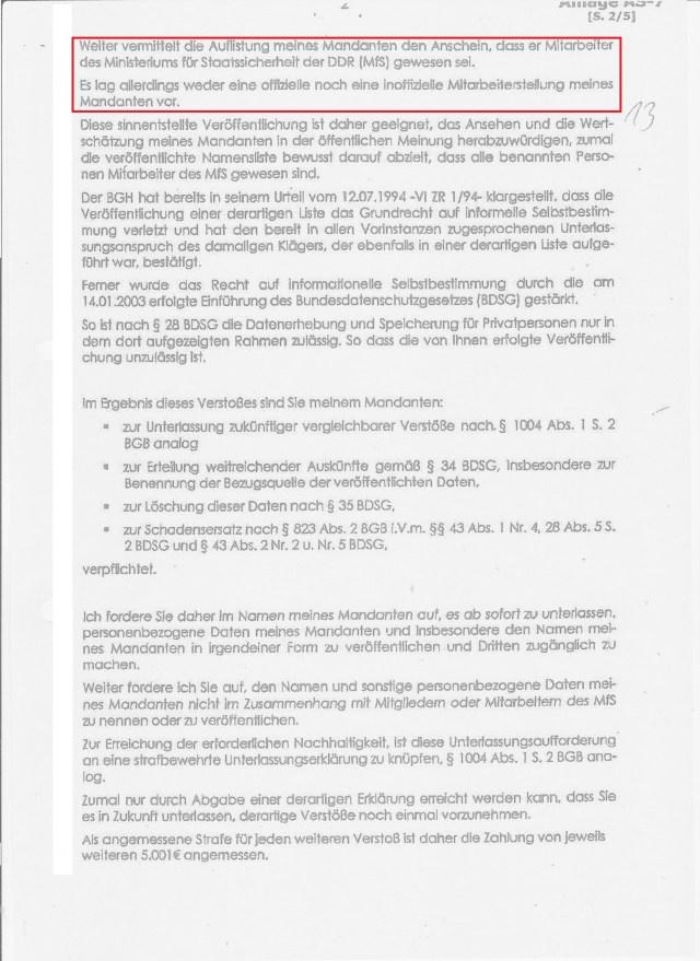 In der Nacht 2./3.10.1990 wurden 300 Anwaltszulassungen durch den Vorsitzenden des Anwaltskollegium unterzeichnet ... war auch die von RA Feliks Dzierzynski darunter !