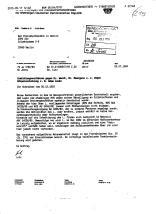 """Nach 7 Monaten der intensieven Recherche stand das """"Ergebnis"""" fest: """"Anhand der hierüber L. vorliegenden Unterlagen ( MfS AKK 5478/81, MfS AKK 14236/85 und AU 3455/83) lassen sich Mißhandlungen nicht belegen."""""""