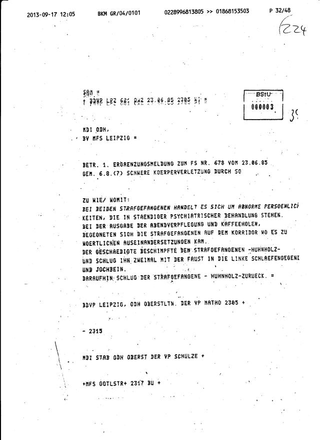 Fax des BKM an die BStU-Teile 010