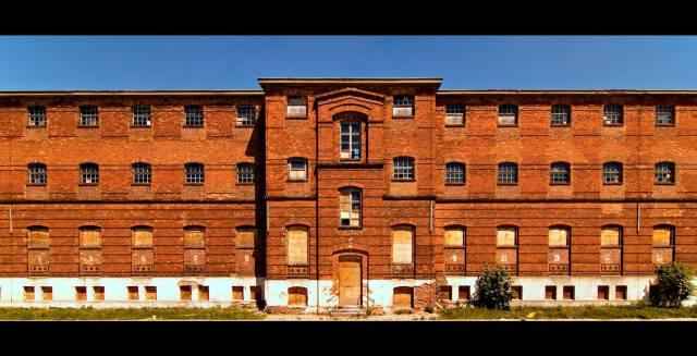 Zuchthaus Berlin Rummelsburg - Hus 6
