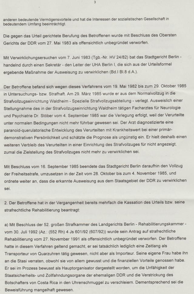 Weiße Folter 1991-2019