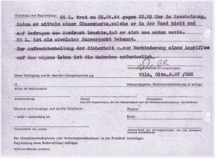 Ohne IM NAGEL und STASI lief in der StVE Bln-Rummelsburg NICHTS !!!