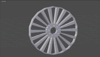 Wheel Exercise 5