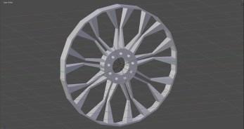 Wheel Exercise 6