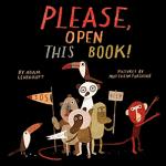 Please, Open This Book by Adam Lehrhaupt