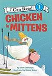 CHICKEN IN MITTENS by Adam Lehrhaupt