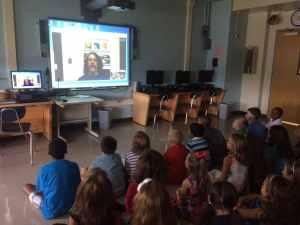 Skype School Visit