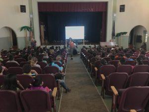 Ridge Elementary School Visit