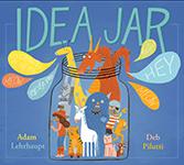 Idea Jar by Adam Lehrhaupt cover