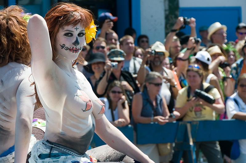 Adam Lein  Mermaid Parade