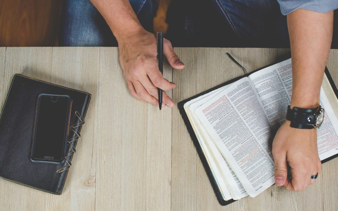 4 Ways to Make Sure You Get the Text Right In Your Preaching