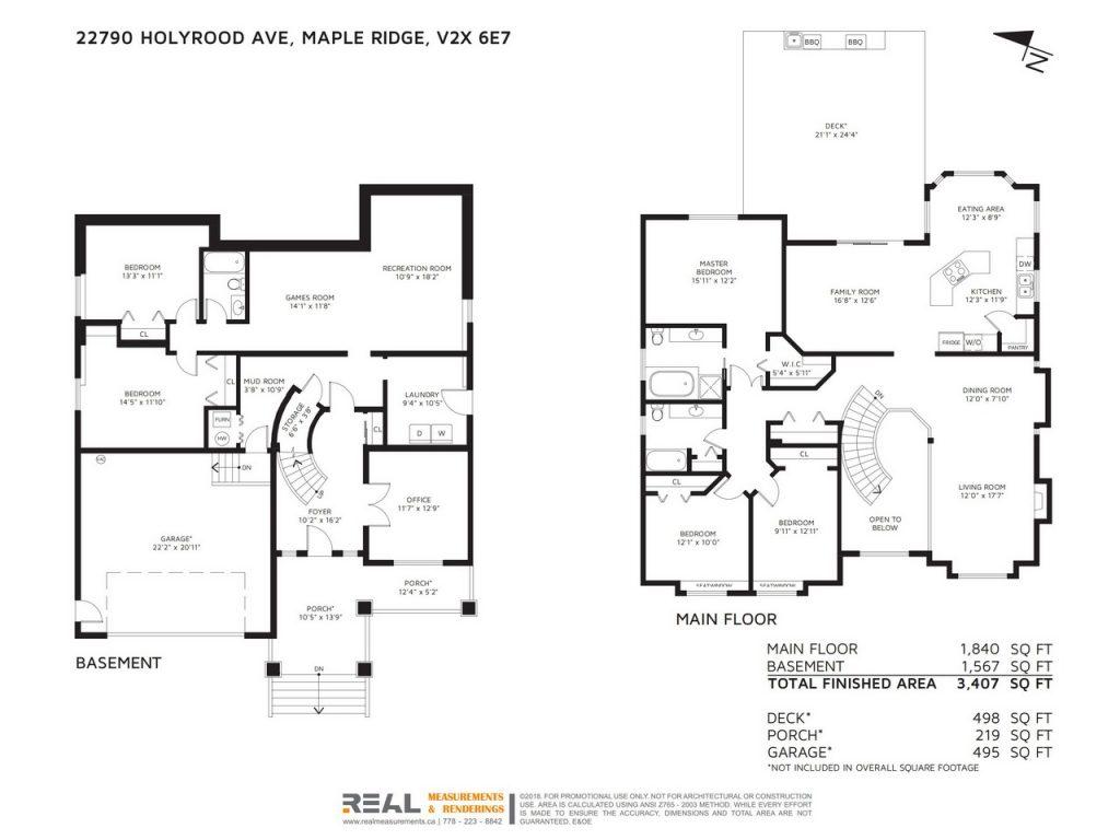 Holyrood Avenue Maple Ridge Bc V2x 6e7