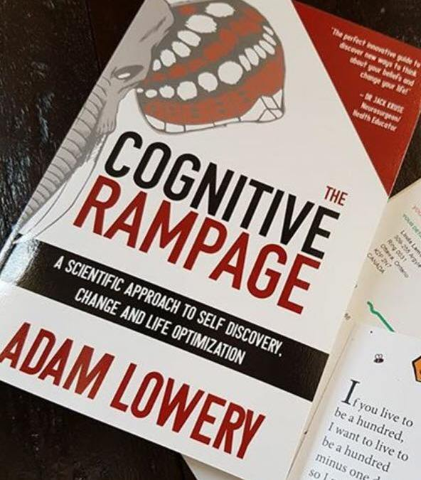 The Cognitive Rampage Podcast #161: From The Book part 3: Your Life Philosophy