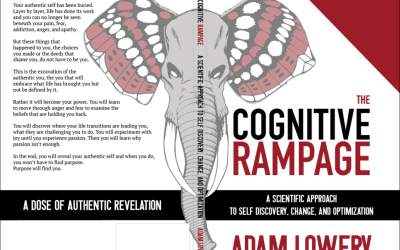 The Cognitive Rampage #145: Adam From The Book (chapter 8-RSA)