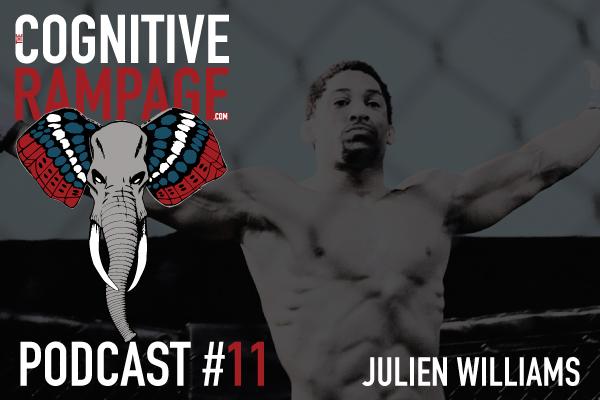 TCR #11: Julien Williams MMA