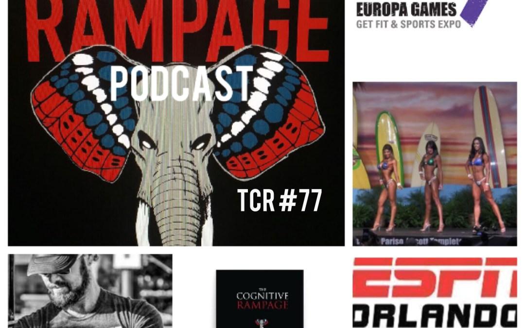 TCR #77: Interviews at Europa Games Orlando
