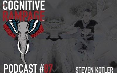 TCR #87: Steven Kotler