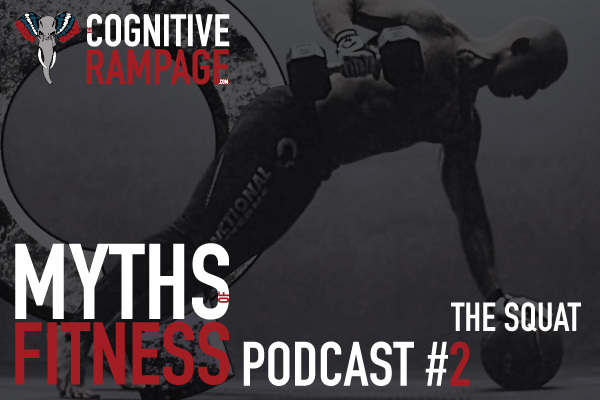 Ep2: Myths of Fitness with Naudi Aguilar: The Squat