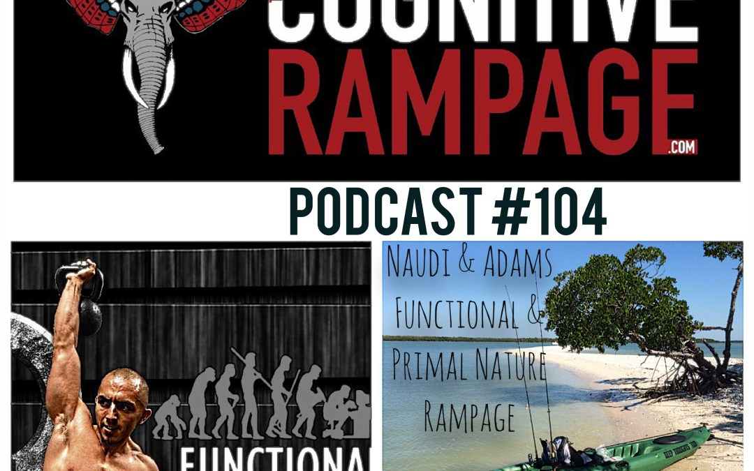 TCR #104: Functional Rampage with Naudi Aguilar