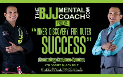 TCR #131: Gustavo Dantas, BJJ World Champion and Mental Coach