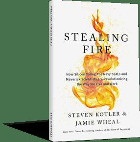 TCR #129: Steven Kotler: Stealing Fire
