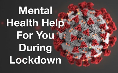 Cognitive Rampage #261: Mental Health Help To Cope With Quarantine