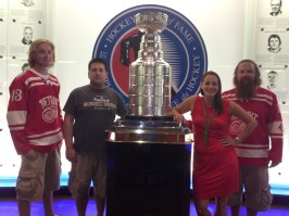 Stanley Cup at the Hockey Hall of Fame
