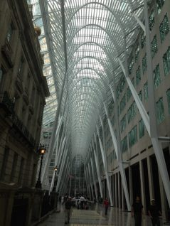 Brookfield Place in Toronto