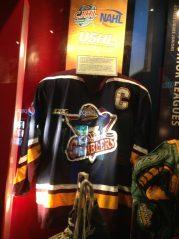 Green Bay Gamblers USHL uniform