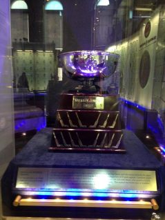 William M. Jennings Trophy at Hockey Hall of Fame