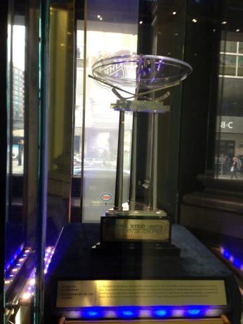 NHL Presidents Trophy