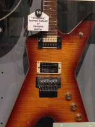 """""""Dimebag"""" Darrell Abbott of Pantera Guitar"""