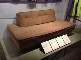 Jimi Hendrix Family Couch, c. 1960
