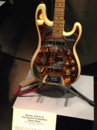 Bootsy Collins of Parliament-Funkadelic Space Bass 1975 Fender Precision