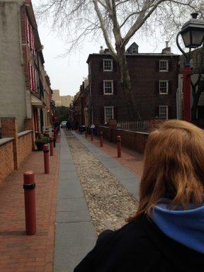 Arch Street, Philadelphia