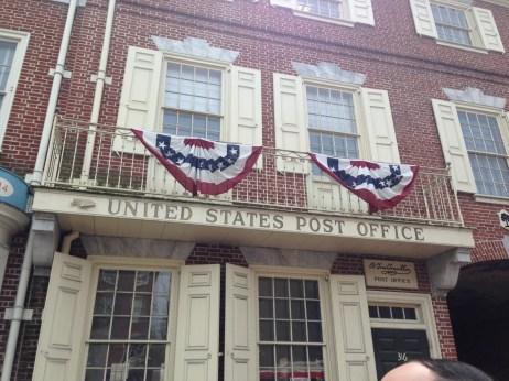 Franklin Post Office, Philadelphia