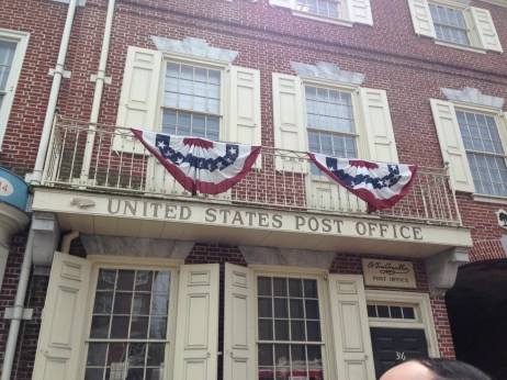 Franklin Post Office, Philadelphia