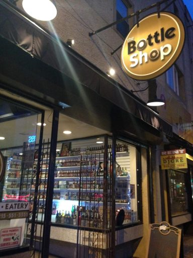 the Bottle Shop, Philadelphia
